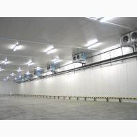 Холодильное оборудование для складов и кондиционирования производственных помещений
