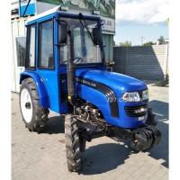 Мини-трактор Foton/Lovol-244 (Фотон-244) с кабиной, сделаной в Украине