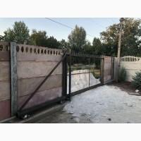 Рама/Каркас Розсувні Ворота