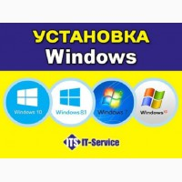 Установка ОС Windows Нивки