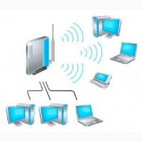 Настройка доступа в интернет, настройка роутера на Нивках