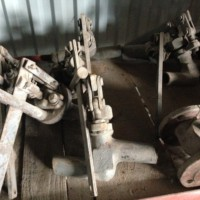 Клапан 1033-20-р (вентиль) регулирующий рычажный с концами под приварку Ду20