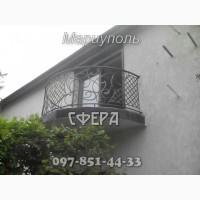 Ограждения балконные и лестничны от производителя, под заказ, купить