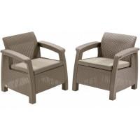 Садовая мебель Corfu Duo Set