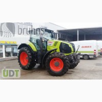 Сельхозтехника CLAAS. Трактор Claas Axion 810