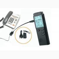 T60 Профессиональный цифровой диктофон 8гб памяти большой ЖК дисплей 1, 6 + mp3-плеер