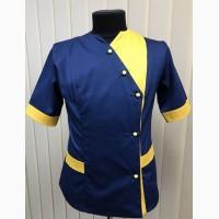 Куртка для повара женская Джанет