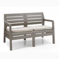 Садовая мебель Delano 2 Seater Bench