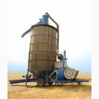 Мобильная зерносушилка У13-СШ