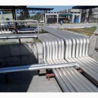 Технологические трубопроводы на складе ГСМ Полтавского ГОКа - изготовление и монтаж