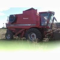Зерноуборочный комбайн CASE IH 2388 с жаткой флекс CASE IH 1020