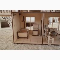 Будиночок для LOL з меблями і рухомим ліфтом