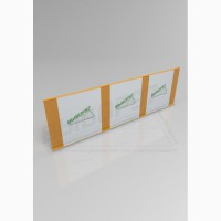 Ценникодержатель для стеллажей 60 мм цветной
