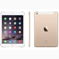 Apple ipad mini 3 WIFI + Cellular 4G/LTE 64 GB GOLD