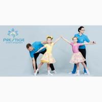 Приглашаем детей от 2-х лет в спорт-академию Prestige