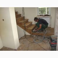 Потрібний Столяр. Циклювання шліфування, реставрація старої підлоги та сходів