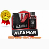 Капли «Alfa Man» быстродействующий афродизиак(возбудитель) для мужчин