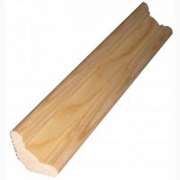 Деревянный плинтус пола (половой) липа (липовый) купить от производителя оптом