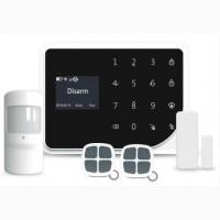 WiFi GSM сигнализация беспроводная BSE-S105 комплект