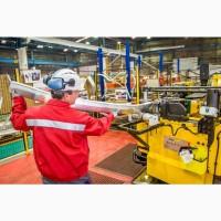 Работник на автозавод Hydro Extrusion (Польша)