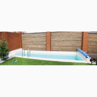 Проектирование, строительство бетонных бассейнов. ПВХ/плитка