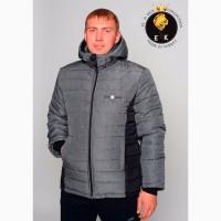 Зимняя куртка ELKEN_277 син, черн
