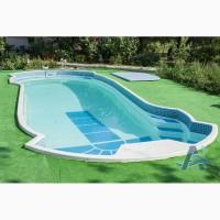 Продажа и установка стекловолоконных бассейнов