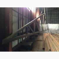 Продам фермы Б/У двускатные длинной 12м