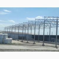 Будівництво ангарів та складів Хмельницький