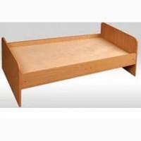 Кровать детская с закругленными спинками 1400*640*600