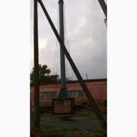 Изготовление и монтаж промышленной пароотводной ( дымовой) трубы согласно Т.З