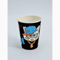 Бумажные стаканы YO