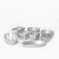 Алюминиевые формы для выпечки хлеба