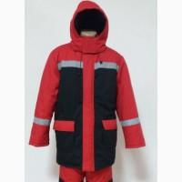 Зимняя рабочая куртка для АЗС пошив под зака