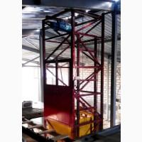 МЕЖЭТАЖНЫЙ грузовой подъёмник Электрический Шахтного Исполнения г/п 1500 кг