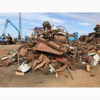 Сдать черный и цветной металлолом Киев