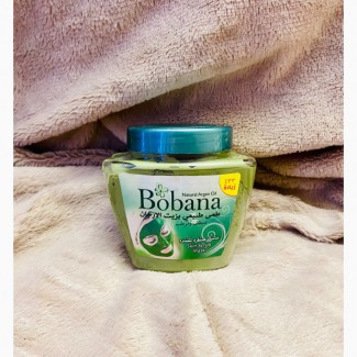 Bobana Natural Argan Oil Skin Scrub Mask 300gm