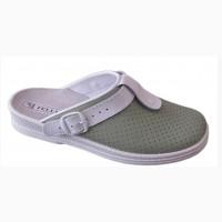 Женская медицинская кожаная обувь Рая Код: 74-04-05