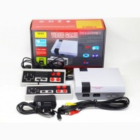 Mini TV Game Console 1000 игр NES SFC GBA MD MAME (аналог Nintendo Entertainment System)