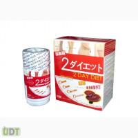 Японские таблетки для похудения - 2DAY DIET