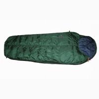 Пуховый спальный мешок на рост до 210 см. Экстрим вариант
