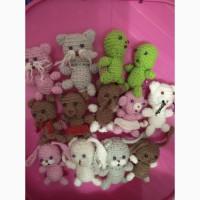 В#039;язані дитячі іграшки
