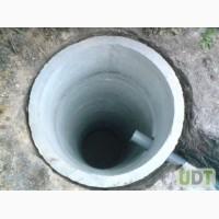 Выкопать колодец в Харькове сливную яму, септик, канализацию. Ж/Бетонные кольца Харьков