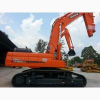Новый гусеничный экскаватор Doosan DX500LCA