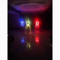 Moon Light Шоу светящихся балерин