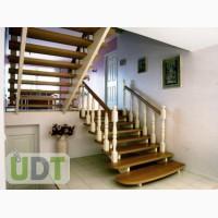 Лестницы деревянные под ключ