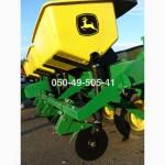 Кукурузная сеялка John Deere 7000 с пальчиковым высевающим апаратом б/у купить