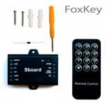 Контроллер автономный FK S-board FoxKey система контроля доступа