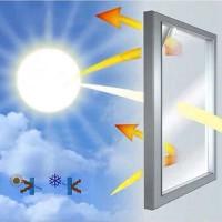 Окна Защита от Ультрафиолета