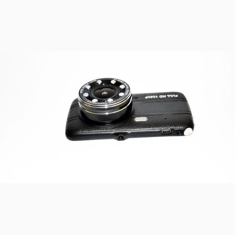 Фото 2. DVR G520 4 Full HD с выносной камерой заднего вида